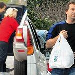 Μάκης Παντζόπουλος: Παίρνει τα παιδιά απ το σχολείο και πηγαίνει με τη μαμά της Ελένης για ψώνια