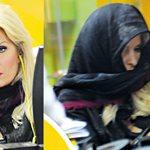 Η Ελένη Μενεγάκη με μπούρκα! (Φωτογραφίες)