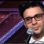 Ίαν Στρατής: Δείτε τον παιδάκι, να τραγουδά σε εκπομπή της Κορομηλά!