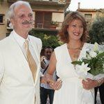 Ο 76χρονος Σπύρος Φωκάς παντρεύτηκε για 4η φορά!