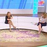 Ναταλία Γερμανού: Η τηλεοπτική της συνάντηση με την Τατιάνα Στεφανίδου