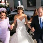 Ο γάμος της κόρης της Γιάννας Αγγελοπούλου, Καρολίνας