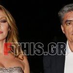 Στεφανίδου: Βραδινή έξοδος με τον Νίκο Ευαγγελάτο και φόρεμα που έκλεψε όλα τα βλέμματα