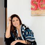 Μαίρη Συνατσάκη: Μας ξεναγεί στο μοντέρνο ρετιρέ της στην Αγία Παρασκευή