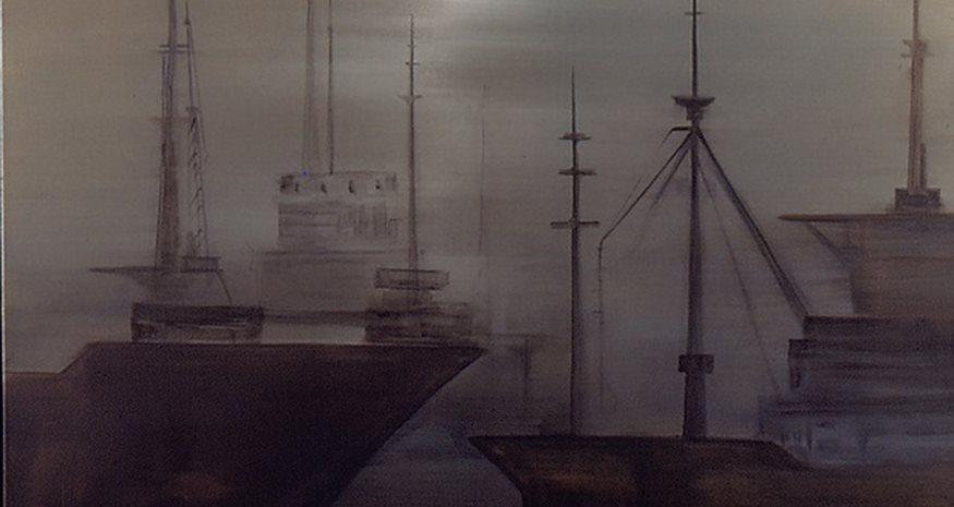 Μάρω Κοζάνη: Η φυγή γίνεται ελπίδα, με νέα έκθεση ζωγραφικής