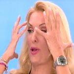Ελένη Μενεγάκη: Άμα ξεβαφτώ, είμαι...