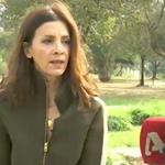 Κατερίνα Λέχου: Αποκαλύπτει το λόγο που παντρεύτηκε στα 40 της!