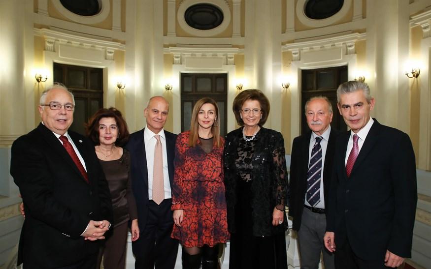 Ετήσιο Φιλανθρωπικό Δείπνο της Ελληνικής Εταιρείας Μαστολογίας