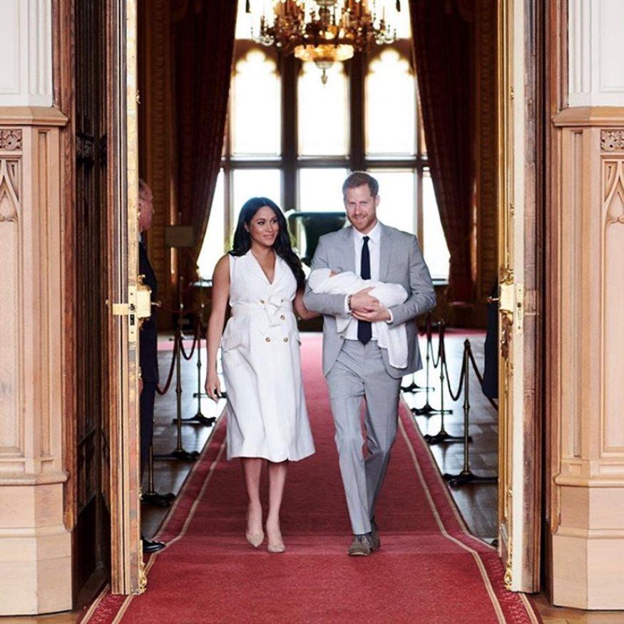 Μέγκαν Μαρκλ-Πρίγκιπας Χάρι: Δεν φαντάζεστε ποιος μαγειρεύει για την βασιλική τους οικογένεια
