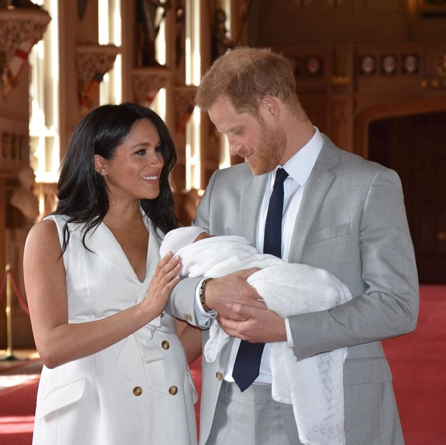 Μέγκαν Μαρκλ – Πρίγκιπας Χάρι: Αποκαλύφθηκε που γεννήθηκε το βασιλικό μωρό