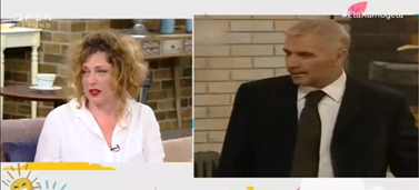 """Η συγκινητική αναφορά της Φαίης Κοκκινοπούλου για τον Νίκο Σεργιαννόπουλο: """"Τον θυμάμαι με…"""""""