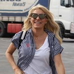 Paparazzi: Η Ελένη Μενεγάκη στο πλοίο για την Άνδρο