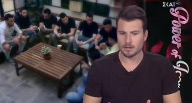 Power of Love: Εκνευρισμένος ο Γιάννης Μυλωνόπουλος με τα σχόλια για τον ανδρισμό του