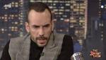The 2Night Show: Ο Πάνος Μουζουράκης μιλάει για τον θάνατο του πατέρα του και συγκινείται on air