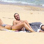 Paparazzi! Νομικού – Θεοδωρίδης: Βουτιές σε ερημική παραλία!