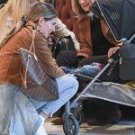 Αθηνά Οικονομάκου: Ταξίδι με τον γιο της, Μάξιμο