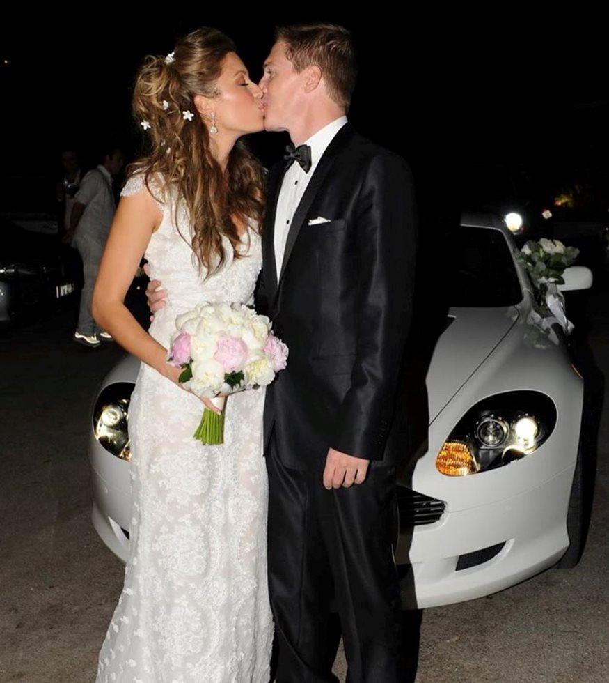 Μαρίεττα Χρουσαλά- Λέων Πατίτσας: Επέτειος γάμου για το ερωτευμένο ζευγάρι!