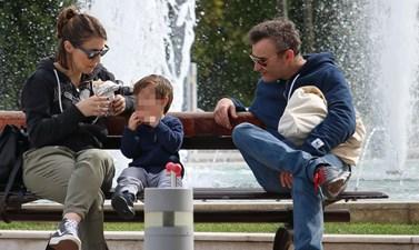 Νίκος Ορφανός: Πώς αντιδρά, όταν ο γιος του βρίσκεται στο θέατρο προκειμένου να τον παρακολουθήσει στη σκηνή;