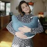 Κατερίνα Παπουτσάκη: Δημοσίευσε την πιο τρυφερή φωτογραφία από την περίοδο της εγκυμοσύνης της
