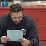 Power of Love: Ο Τζόνι έστειλε γράμμα στον Παύλο κι εκείνος το διάβασε μπροστά στους συμπαίκτες του