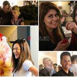 Χριστός Ανέστη! Φωτογραφίες των Ελλήνων celebrities από τη βραδιά της Ανάστασης