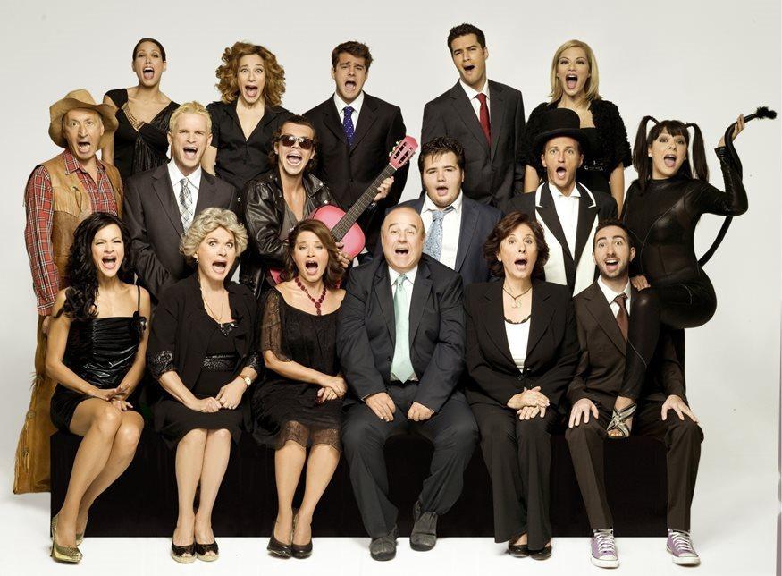 """Πολυκατοικία: Αυτοί είναι οι πρώτοι ηθοποιοί που είπαν το """"ναι""""!"""