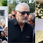 Κηδεία Λαυρέντη Μαχαιρίτσα: Ράγισε καρδιές ο επικήδειος του Νίκου Πορτοκάλογλου