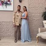 Παύλος Τερζόπουλος: Απαντά σε follower που θεωρεί στημένη τη σχέση του με τη Ρένια