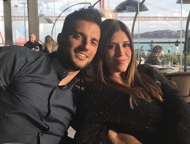 Ανδρέας Σάμαρης - Εύα Δελλή: Μόλις παντρεύτηκαν! Δείτε φωτογραφία από τον λαμπερό γάμο
