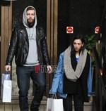 Paparazzi: Ο Γιάννης Ποιμενίδης και η Ευγενία Σαμαρά στο κέντρο της Αθήνας!