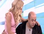 Ξέσπασαν σε κλάματα on air ο Μάρκος Σεφερλής και η Έλενα Τσαβαλιά