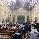 Τραγωδία στη Σρι Λάνκα: 207 οι νεκροί και 450 τραυματίες των επιθέσεων