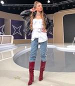 Νέο hair look για την Ιωάννα Σιαμπάνη! Δείτε την αλλαγή που έκανε στην εμφάνιση της