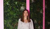 Ιωάννα Σιαμπάνη: Σπάνια βραδινή έξοδος με τον σύντροφό της
