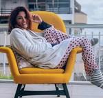 Μαίρη Συνατσάκη: Μας δείχνει το σαλόνι του νέου της σπιτιού!