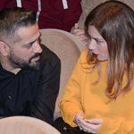 Βάσω Λασκαράκη: Δείτε την να μιλάει κρητικά στον Λευτέρη Σουλτάτο