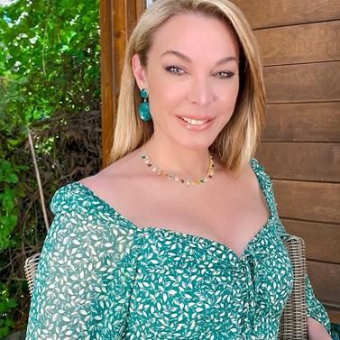 Η Τατιάνα Στεφανίδου επέλεξε το φόρεμα που κολακεύει όλους τους σωματότυπους! Μάθε όλες τις λεπτομέρειες…