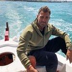 Στέλιος Χανταμπάκης: Η φωτογραφία από το Μιλάνο με τον γιο του και το μήνυμα στην Όλγα Πηλιάκη