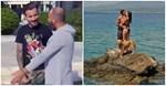Ο Γιώργος Μαυρίδης μιλά για την πολυσυζητημένη φωτογραφία με τη σύντροφό του, Νικολέττα Ράλλη