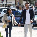 Θοδωρής Θεοδωρόπουλος: Βόλτα στη Γλυφάδα με τη σύντροφό του
