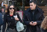 Paparazzi: Ο Γιάννης Τσιμιτσέλης και η Κατερίνα Γερονικολού σε κοινή έξοδο στην Κηφισιά