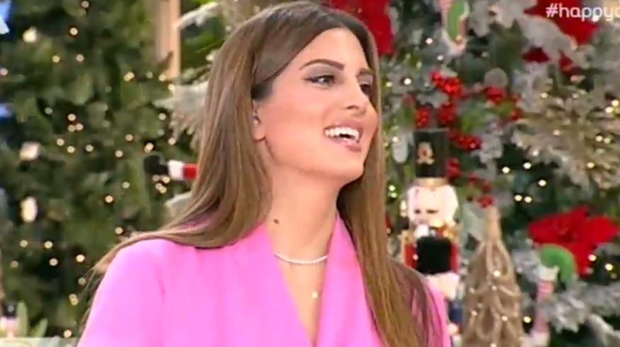 Σταματίνα Τσιμτσιλή: Ανακοίνωσε on air ποιος γνωστός Έλληνας θα παντρευτεί μέσα στο 2019!