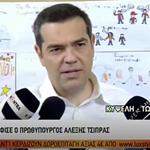 Εκλογές 2019: Ψήφισε ο Αλέξης Τσίπρας – Η σημερινή μέρα είναι μια μέρα ευθύνης