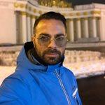 Ηλίας Βρεττός: Δείτε φωτογραφίες από το ταξίδι του στη Μόσχα