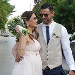 Ελένη Χατζίδου – Ετεοκλής Παύλου: Οι πρώτες φωτογραφίες από τον γάμο τους