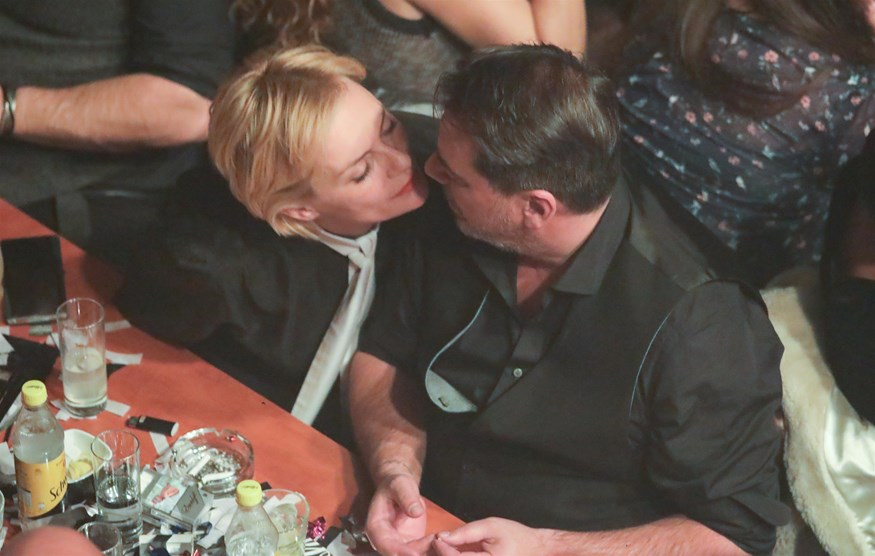 Paparazzi: Η Έλενα Χριστοπούλου σε πολύ τρυφερές στιγμές με τον σύντροφό της