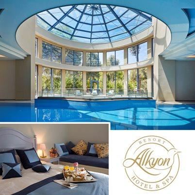 <span class=categorySpan colorRed>Διαγωνισμοι/</span>Ένας υπερτυχερός κερδίζει ένα πακέτο 2ήμερης διαμονής SPA Wellbeing στο ALKYON RESORT HOTEL & SPA