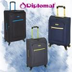 ΑΠΟΤΕΛΕΣΜΑΤΑ ΔΙΑΓΩΝΙΣΜΟΥ-6 τυχεροί κερδίζουν μια υφασμάτινη βαλίτσα DIPLOMAT