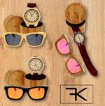 ΑΠΟΤΕΛΕΣΜΑΤΑ ΔΙΑΓΩΝΙΣΜΟΥ - 3 τυχεροί κερδίζουν ένα ζευγάρι γυαλιά ηλίου και ένα ρολόι από τη συλλογή FK BRAND