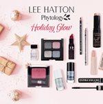 ΑΠΟΤΕΛΕΣΜΑΤΑ ΔΙΑΓΩΝΙΣΜΟΥ-5 τυχεροί κερδίζουν ένα ολοκληρωμένο σετ μακιγιάζ Holiday Glow από τη LEE HATTON!